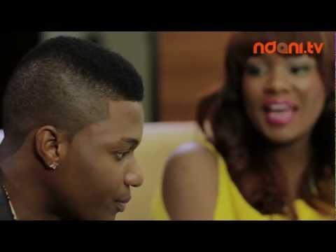 0 VIDEO: Wizkid On The Juice With ToolzWizkid Toolz The Juice