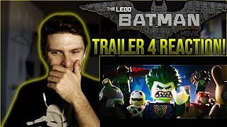 Vapor Reacts #121 | The LEGO Batman Movie 2017 Trailer 4 REACTION!! LOVE THIS!