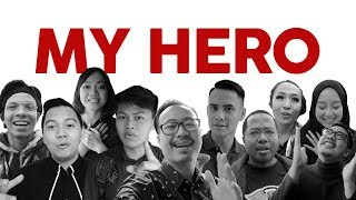 Video HERO JAMAN NOW ft. Chandra Liow, Agung Hapsah, Usama Harbatah, Fathia Izzati, Atta Halilintar, Ricis MP3, 3GP, MP4, WEBM, AVI, FLV November 2017
