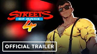 Streets of Rage 4 - Official Adam Hunter Trailer by IGN