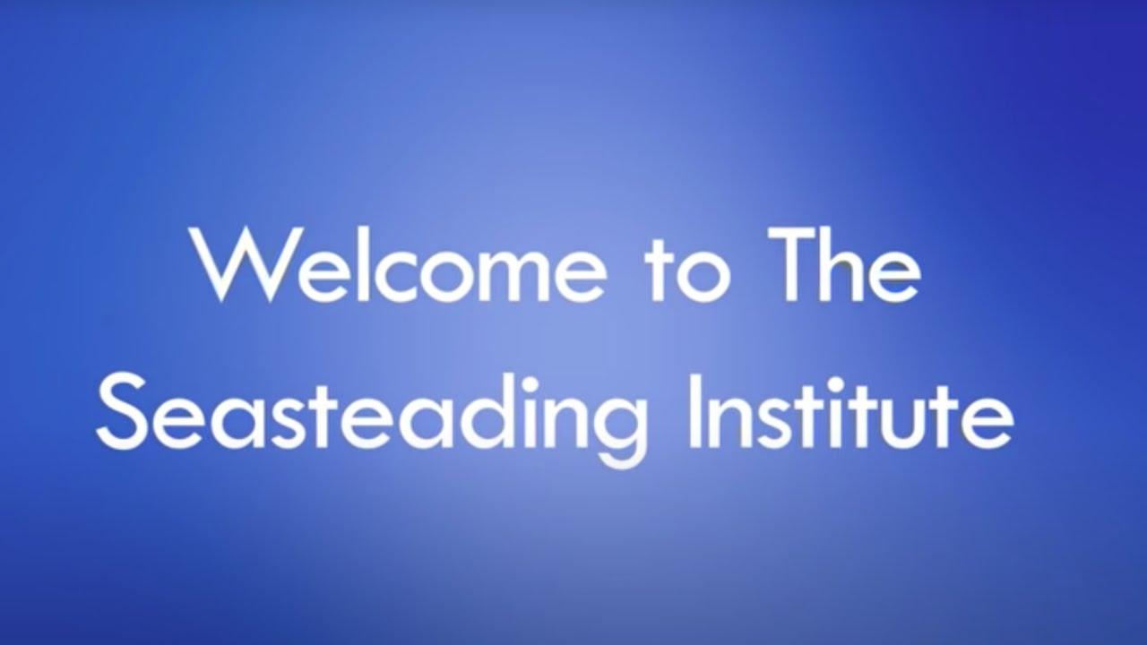 The Seasteading Institute Opening Humanitys Next Frontier Colorado Trailer Ke Wiring Diagram