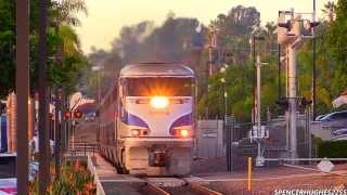 Download Video HD HIGH SPEED!!! Amtrak Trains in Encinitas, CA (November 9th, 2013) + 3 BONUS SHOTS !!! MP3 3GP MP4