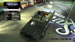 Nonton GTA 5: How to make Dom's Buick GNX from Fast and Furious Film Subtitle Indonesia Streaming Movie Download