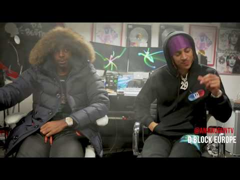 """D Block Europe: """"We Took The Risk"""" Young Adz x Dirtbike LB On Ally Pally Show"""