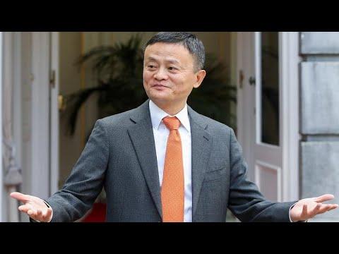 Αποχωρεί το αφεντικό της Alibaba