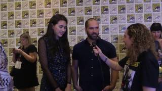 Check out my The Defenders' interview with Jessica Henwick and Marco Ramirez.  Comic Uno Facebook: https://www.facebook.com/ComicUnoReviews/?fref=ts&ref=br_tf Comic Uno's Twitter: https://twitter.com/ComicUnoBuy Like Father, Like Daughter #1-3 in print: https://www.facebook.com/LikeFatherLikeDaughterComic/app/251458316228/ Buy Like Father, Like Daughter #1-3 on Comixology:  https://www.comixology.com/Like-Father-Like-Daughter/comics-series/70027Like Father, Like Daughter Website:http://likefatherlikedaughter.webcomic.wsMedia Madness Like Page: https://www.facebook.com/MediaMadnessVidcast?fref=ts