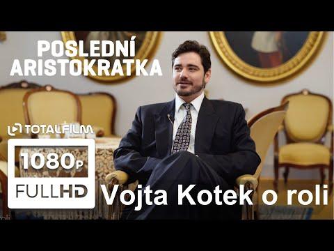 Vojta Kotek se v Poslední aristokratce představuje jako právník Benda
