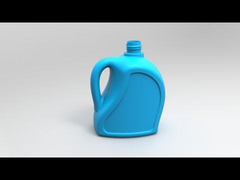 NX Surfacing Model | NX CAD Tutorial for product design