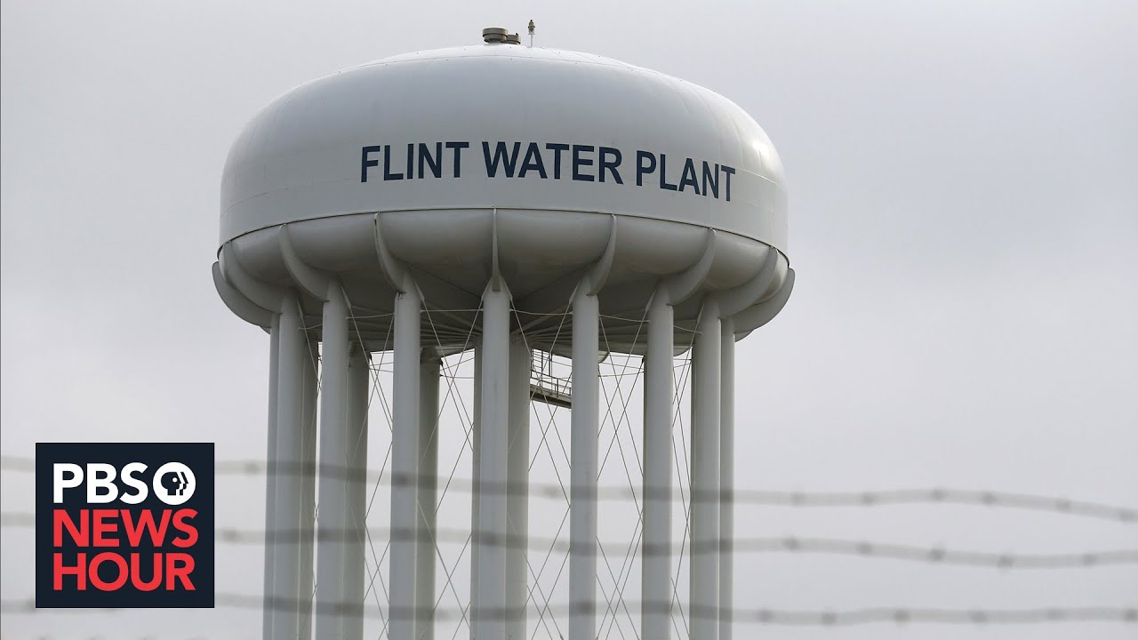 Coronavirus pandemic threatens Flint, Michigan, with 2nd major health crisis