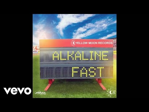 Alkaline - Fast (Official Audio)