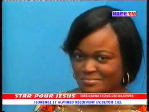 BEYOU CIEL chez Mayele Ya Muasi, avec Bijou Mwamba.