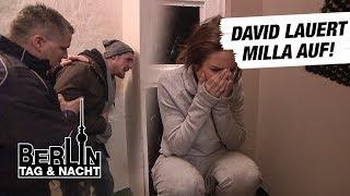 Video Berlin - Tag & Nacht - David lauert Milla auf! #1667 - RTL II MP3, 3GP, MP4, WEBM, AVI, FLV April 2018