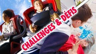 Video CHALLENGES & DÉFIS DANS UN PARC D'ATTRACTIONS - Lama Challenge à Nigloland 💦 MP3, 3GP, MP4, WEBM, AVI, FLV Agustus 2017
