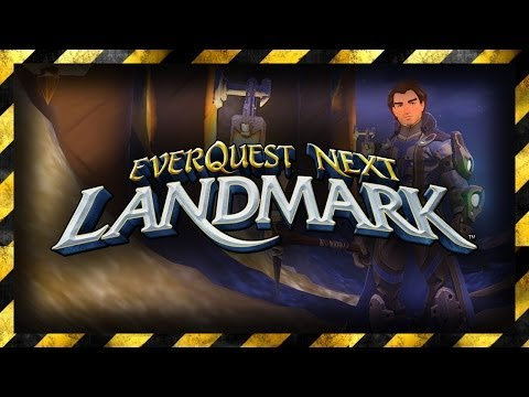 EverQuest Next Landmark / Beta / Gameplay