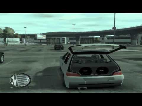 Car audio GTA 4 Super bass