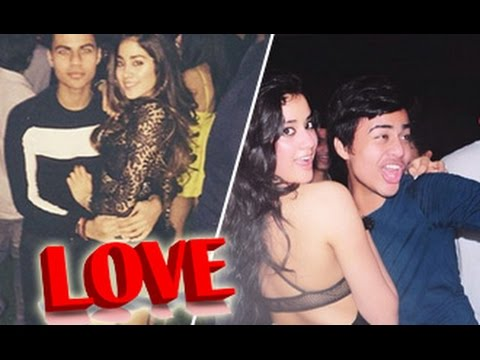 Jhanvi-Kapoor-Clicked-With-Her-Mystery-Man-Love-Affair-Dating-Sridevi-Boney-Ranbir