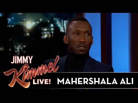 Mahershala Ali on Awards Season