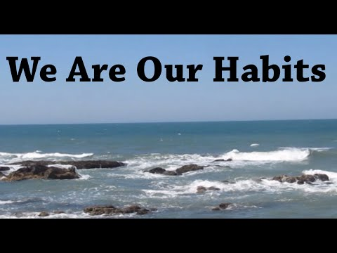 We Are Our Habits