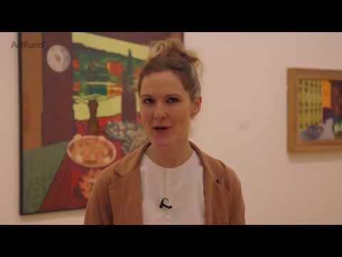 Patrick Caulfield and Gary Hume at Tate Britain