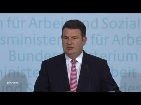 Pflege: Bundessozialminister Heil stellt Angehörigen-En ...