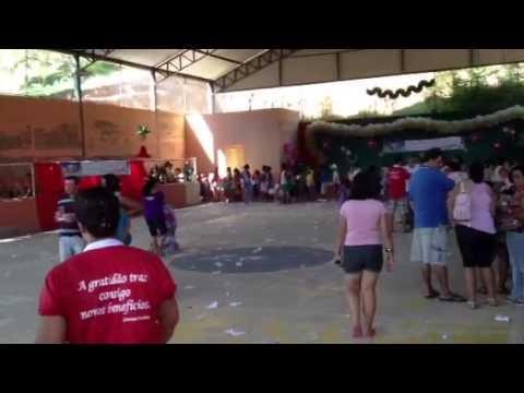 Natal fraternal 2 em Paulistas-MG