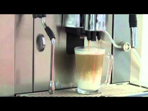 Gaggia Concetto coffee machine demo
