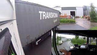 96. Célegyenesben.Nemzetközi kamionsofőr élete. 13. rész
