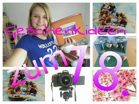 Coole Geschenkideen zum 18 Geburtstag | KwieKathi