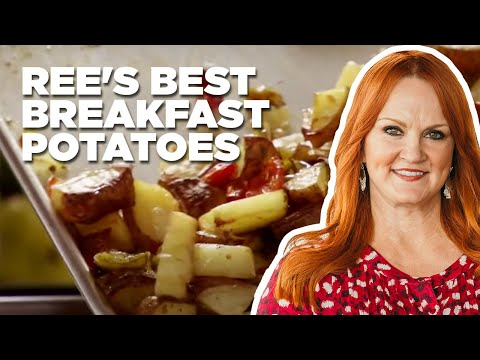 Ree's Best Breakfast Potatoes Ever How-To | Food Network