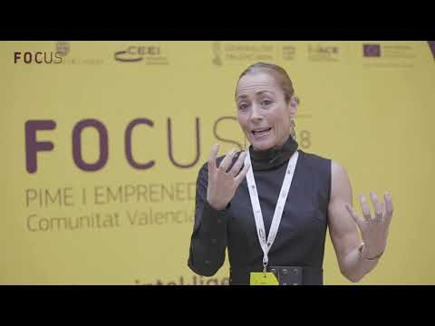 Paula Fernández-Ochoa en Focus Pyme y Emprendimiento Comunitat Valenciana 2018