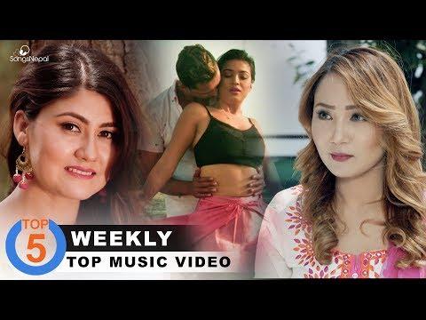 (Top 5 Weekly Nepali Songs | Hit Nepali Music Videos .. 13 min)