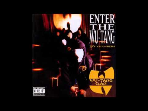 Wu-Tang Clan - Shame On A Nigga - Enter The Wu-Tang (36 Chambers)