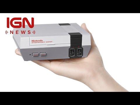 任天堂宣佈即將推出「迷你紅白機復刻版」,內建30款超經典遊戲,童年最美好回憶都回來了!
