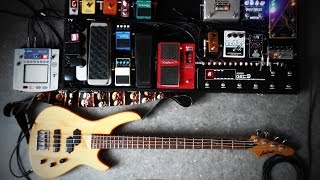 Part 2/2 : How to sound like Royal Blood, my configuration and settings