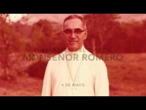 El evangelio del día con Monseñor Romero 4 de mayo
