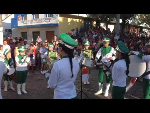 Banda Marcial Arco-íris da paraiba ( banda de salgado de São felix )
