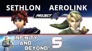 Sethlon (Roy) vs AeroLink (Link) – Infinity and Beyond (TX Weekly Series)