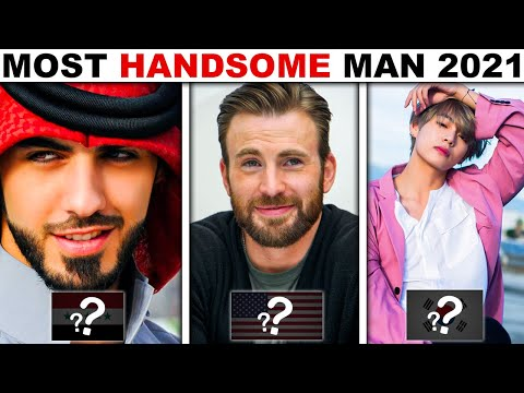 Top 10 Most Handsome Man in the world 2020