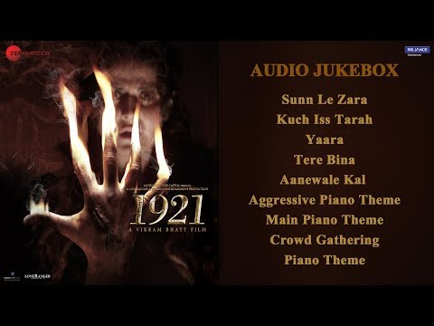 1921 - Full Movie Audio Jukebox | Zareen Khan & Ka