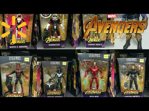 BUSCANDO MARVEL LEGENDS AVENGERS INFINITY WAR