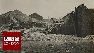 100 years on from huge explosion in Silvertown – BBC