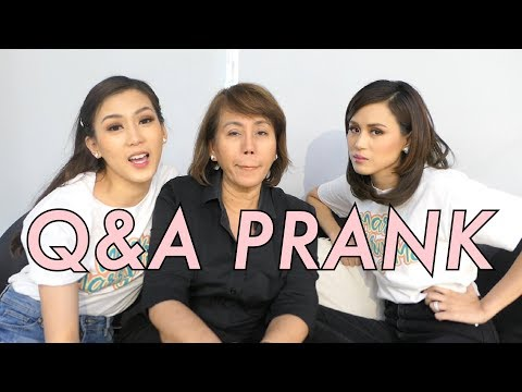 Pranking Mommy Pinty by Alex Gonzaga