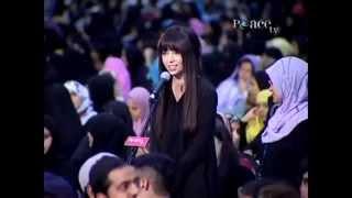 Video (Must see)Beautiful lady ask leaving Islam (Question) - Dr Zakir Naik MP3, 3GP, MP4, WEBM, AVI, FLV Agustus 2017