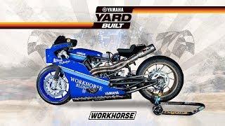 "Yamaha XSR 700 ""Sakura"" by Workhorse"