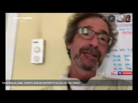 TAMPONI ALUNNI, APERTI ANCHE DISTRETTI ULSS | 15/09/2020