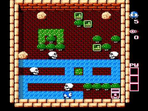 Adventures of Lolo 2 NES