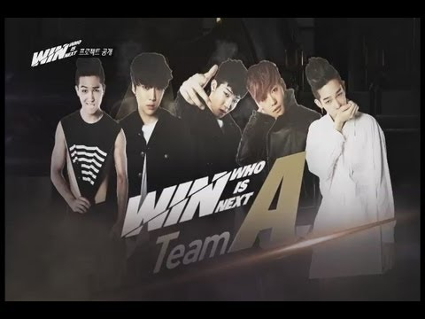 [WIN : WHO IS NEXT ] episode 1_ YG의 월말평가! (видео)
