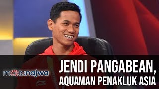 Download Video Mata Najwa - Para Inspirasi: Jendi Pangabean, Aquaman Penakluk Asia (Part 1) MP3 3GP MP4