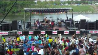 The 2010 Music City Soul Food Festival in Nashville, TN