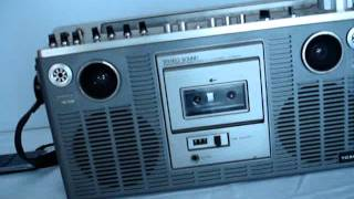 Download Lagu RARE TOSHIBA RT-8600S Boombox Ghettoblaster Mp3